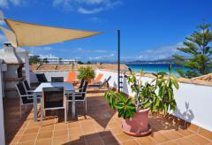 Strandnahe Ferienwohnung - Playa de Alcudia (Nr. 0432)