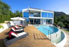 Moderne häuser mit innenpool  Villa Urlaub Mallorca Villen Mallorca Villa mit Pool Mallorca ...
