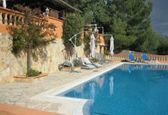 Pension mit Pool auf Mallorca (Nr. 0440)