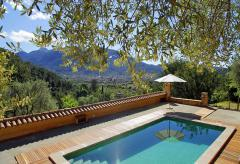 Ferienhaus mit Pool in Biniaraix bei Soller (Nr. 0441)