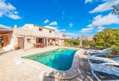 Finca mit Pool, Klimaanlage und Garten (Nr. 0443)