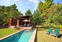 mallorca kleines ferienhaus mit pool und klimaanlage. Black Bedroom Furniture Sets. Home Design Ideas
