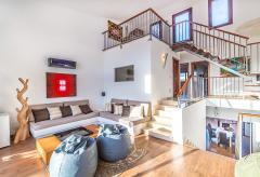 Modernes Ferienhaus mit Klimaanlage in Ses Salines (Nr. 0455)