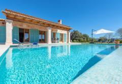 Finca mit Infinity-Pool und Klimaanlage bei Felanitx (Nr. 0455)