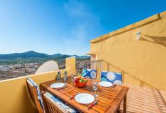 Mallorquines Ferienhaus in Andratx - Südwest Mallorca (Nr. 0459)