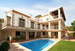 Ferienhaus auf Mallorca mit Pool und Klimaanlage (Nr. 0460)