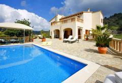 Moderne Finca für 10 Personen mit Pool, Klimaanlage und Internet (Nr. 0461)