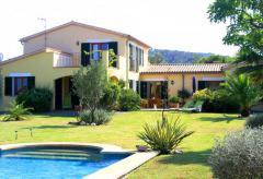 Apartment mit Pool und Garten  (Nr. 0470.1)