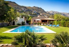 Ferienhaus mit Pool, Garten und Klimaanlage (Nr. 0471)