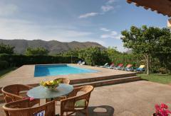 Mallorca Ferienhaus für Familien (Nr. 0472)