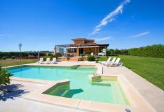 Ferienhaus auf Mallorca mit beheizbarem Pool und Klimaanlage (Nr. 0473)