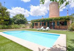 Finca auf dem Land mit Pool - Ariany (Nr. 0475)