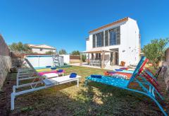 Strandurlaub auf Mallorca- Ferienhaus in Portocolom (Nr. 0483)