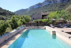 Finca mit eingezäuntem Pool bei Valldemossa (Nr. 0484)