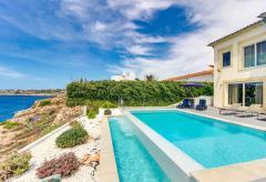 Strandnahe Villa am Meer mit Pool und Klimaanlage (Nr. 0609)