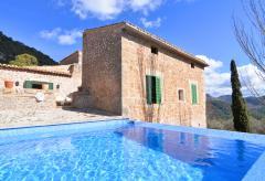 Mallorca Große Finca mit Pool bei Valldemossa (Nr. 0611)