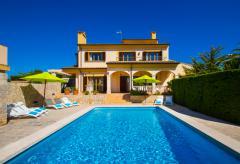 Strandnahes Ferienhaus mit Pool - Cala Millor (Nr. 0617)