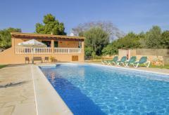 Ferienhaus mit Pool in Portocolom (Nr. 0618)
