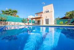 Strandurlaub Cala Murada - Ferienhaus mit Pool und Klimaanlage (Nr. 0620)