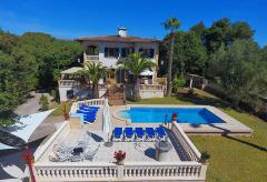 Mallorca Urlaub in großer Finca mit Pool (Nr. 0621)