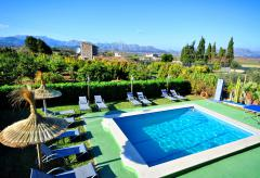 Ferienhaus für 12 Personen mit Pool und Klimaanlage (Nr. 0625)