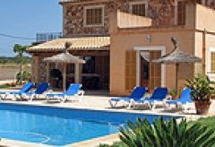 Ferienhaus bei Campos - Mallorca Urlaub im Süden (Nr. 0627)