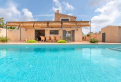 Moderne Finca mit Pool und Klimaanlage (Nr. 0627)