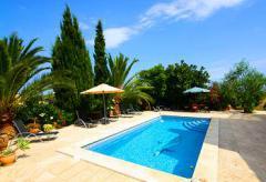 Strandnahe Finca mit Pool und Klimaanlage (Nr. 0628)