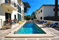 Strandurlaub Mallorca - Ferienwohnung in Puerto Pollensa (Nr. 0636)