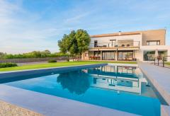 Ferienhaus mit Pool bei Palma de Mallorca (Nr. 0638)