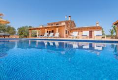 Mallorquine Finca für 8 Personen mit Pool  (Nr. 0642)