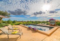 Moderne Finca mit Pool und Klimaanlage bei Campos (Nr. 0648)