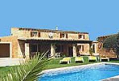 Finca mit Pool und Klimaanlage - Mallorca Süd (Nr. 0651)