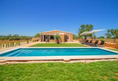 Mallorca Urlaub in Alleinlage - Finca mit Pool (Nr. 0659)