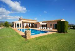 Urlaub auf Mallorca - Ferienhaus mit Pool und Klimaanlage (Nr. 0670)