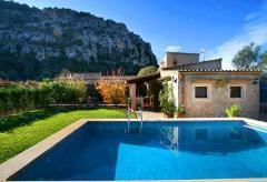 Ferienhaus mit Pool und Garten bei Pollenca (Nr. 0674)
