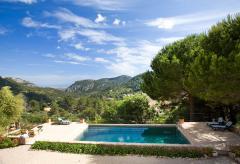Finca mit Pool und Panoramablick - Valldemossa (Nr. 0678)