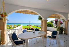 Apartment auf Mallorca direkt am Strand von Alcudia (Nr. 0680)
