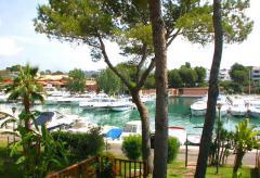 Ferienwohnung am Meer in Santa Ponsa an der Südwestküste (Nr. 0689)