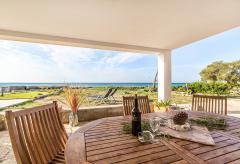 Strandnahe Ferienwohnung mit Meerblick - Playa Es Trenc (Nr. 0693)