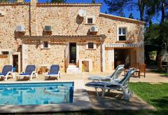 Fincaferien mit der Familie - Finca mit Pool und Klimaanlage (Nr. 0696)
