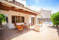 Ferienhaus für den Strandurlaub auf Mallorca (Nr. 0698)