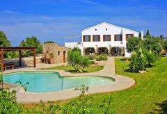 Großes, exklusives Ferienhaus mit Pool - Son Bou (Nr. 0501)