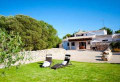Ferienhaus bei Sant Lluis im Süden von Menorca (Nr. 0504)