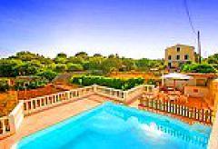 Menorca Ferienhaus mit Pool (Nr. 0506)