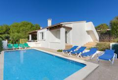 Strandurlaub - Ferienhaus mit Pool und Klimaanlage (Nr. 0506)