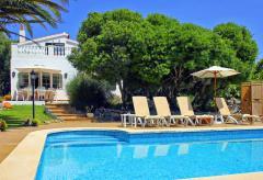 Ferienhaus mit Pool und Garten - Alaior (Nr. 0507)