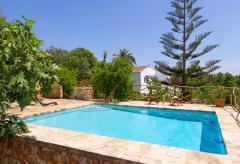 Finca mit Pool und Whirlpool bei Ciutadella (Nr. 0510)