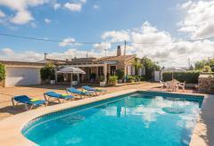 Ferien auf Menorca - Finca mit Pool (Nr. 0513)