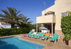 Ferienhaus mit Pool in Cala Blanca (Nr. 0517.1)